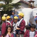 白象金管パレード